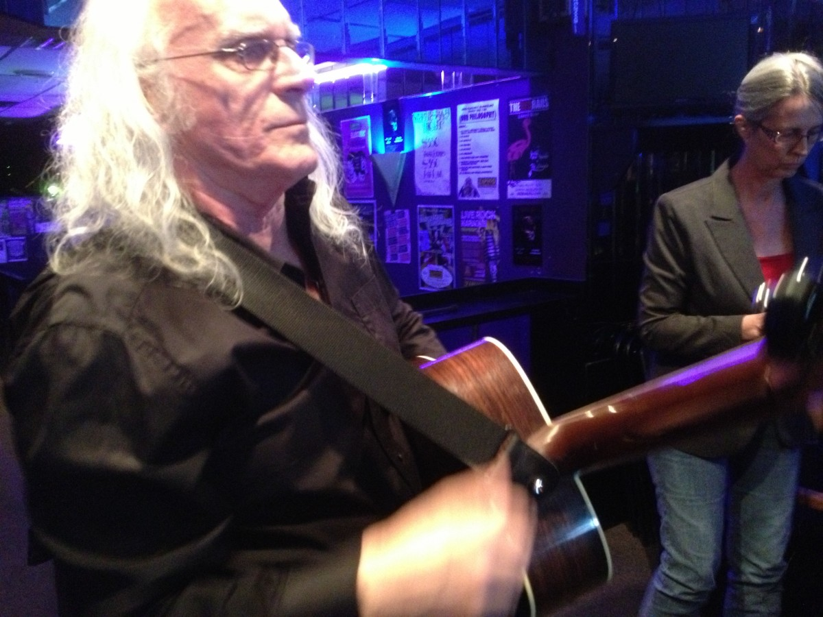 The Revue with Gerry Griffin