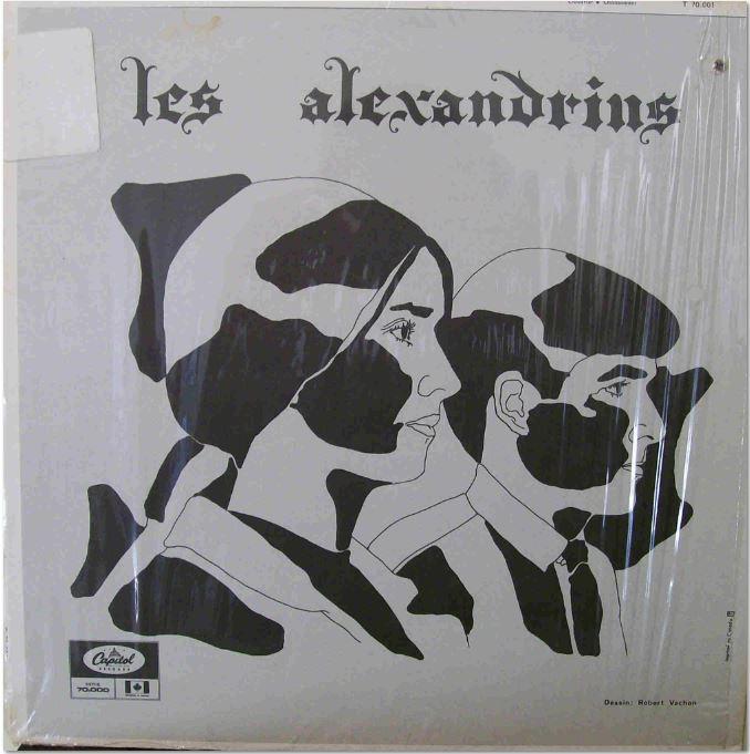 Vintage Vinyl: Les Alexandrins