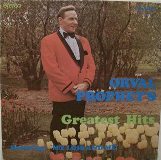 Vintage Vinyl: Orval Prophet