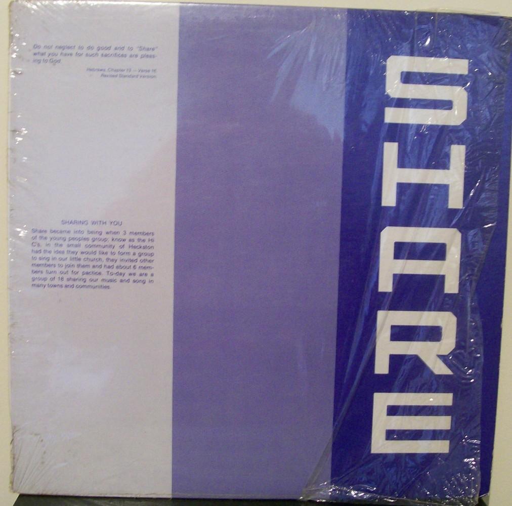 Vintage Vinyl: Share