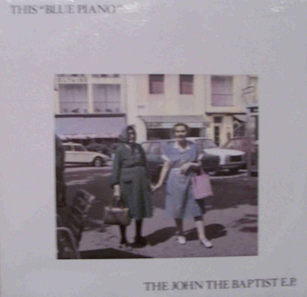 "Vintage Vinyl: This ""Blue Piano"""