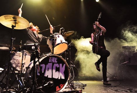 Mundo Musique: The Pack A.D. and Morgan Delt