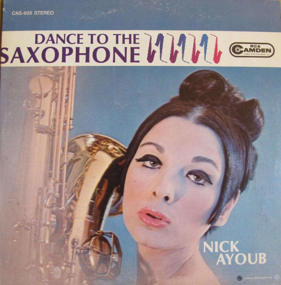 Vintage Vinyl – Nick Ayoub