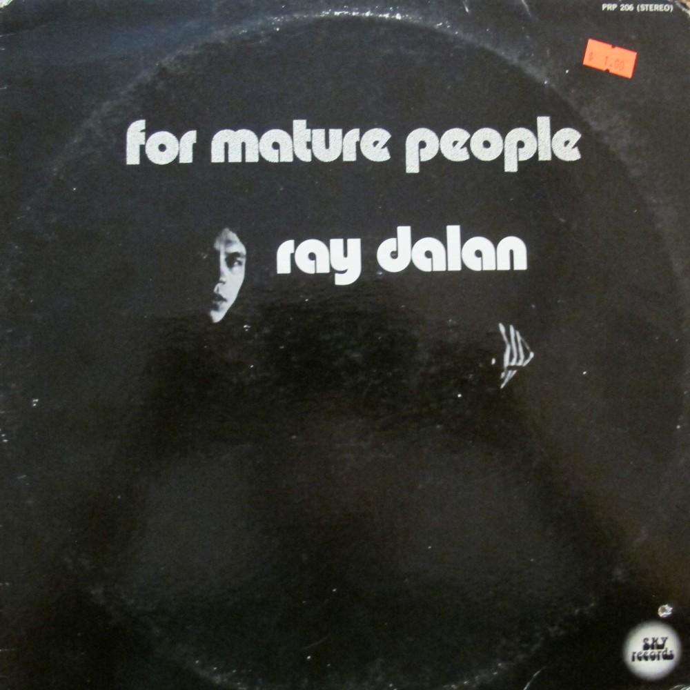 Vintage Vinyl – Ray Dalan