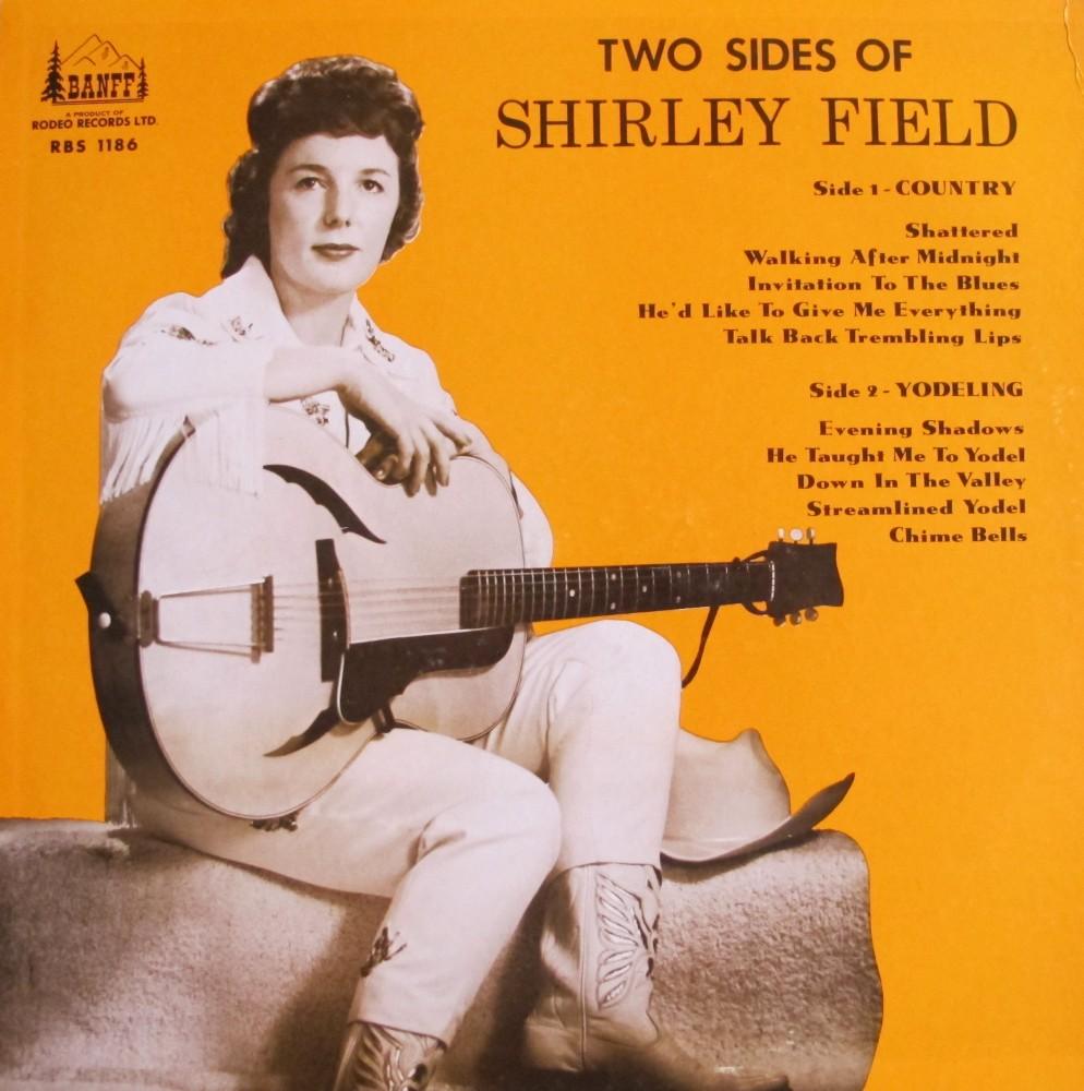 Vintage Vinyl – Shirley Field