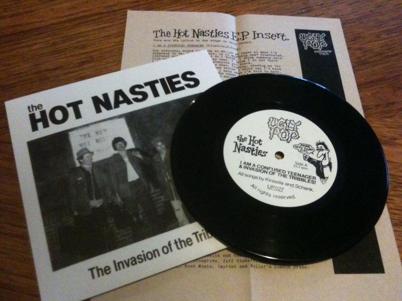 Vintage Vinyl REISSUE: The Hot Nasties