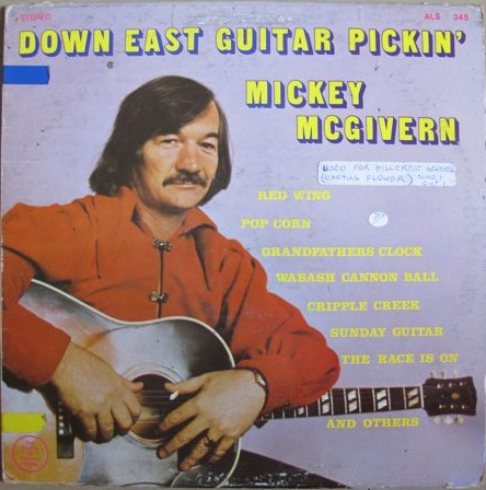 Vintage Vinyl – Mickey McGivern