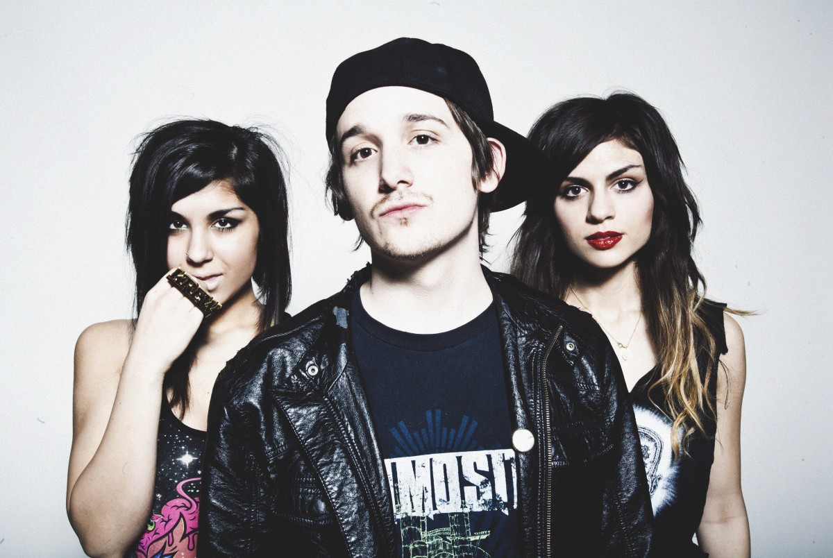 Conversation with Krewella