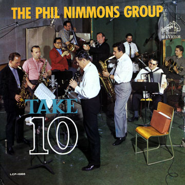 Vintage Vinyl – The Phil Nimmons Group
