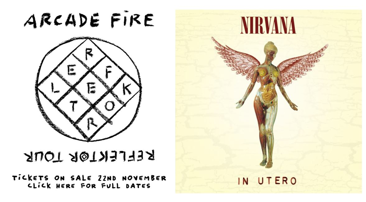 """How A Dress Code Request Became Arcade Fire's """"In Utero"""" Moment"""