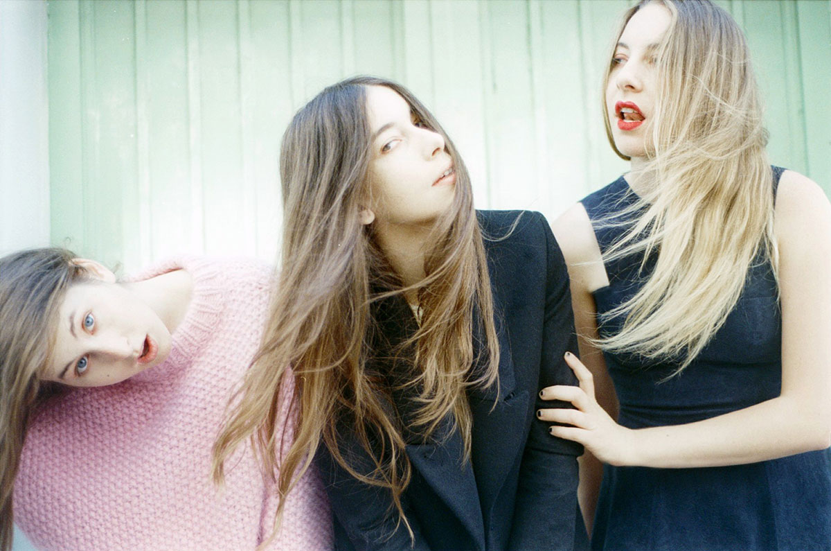 Mundo Musique: Haim, Eleanor Friedberger, Xenia Rubinos