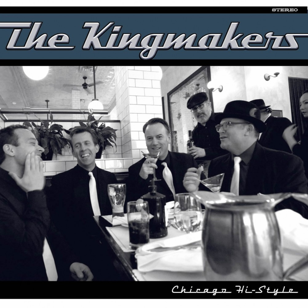 The Kingmakers album release party at Irene's Pub December 6th!