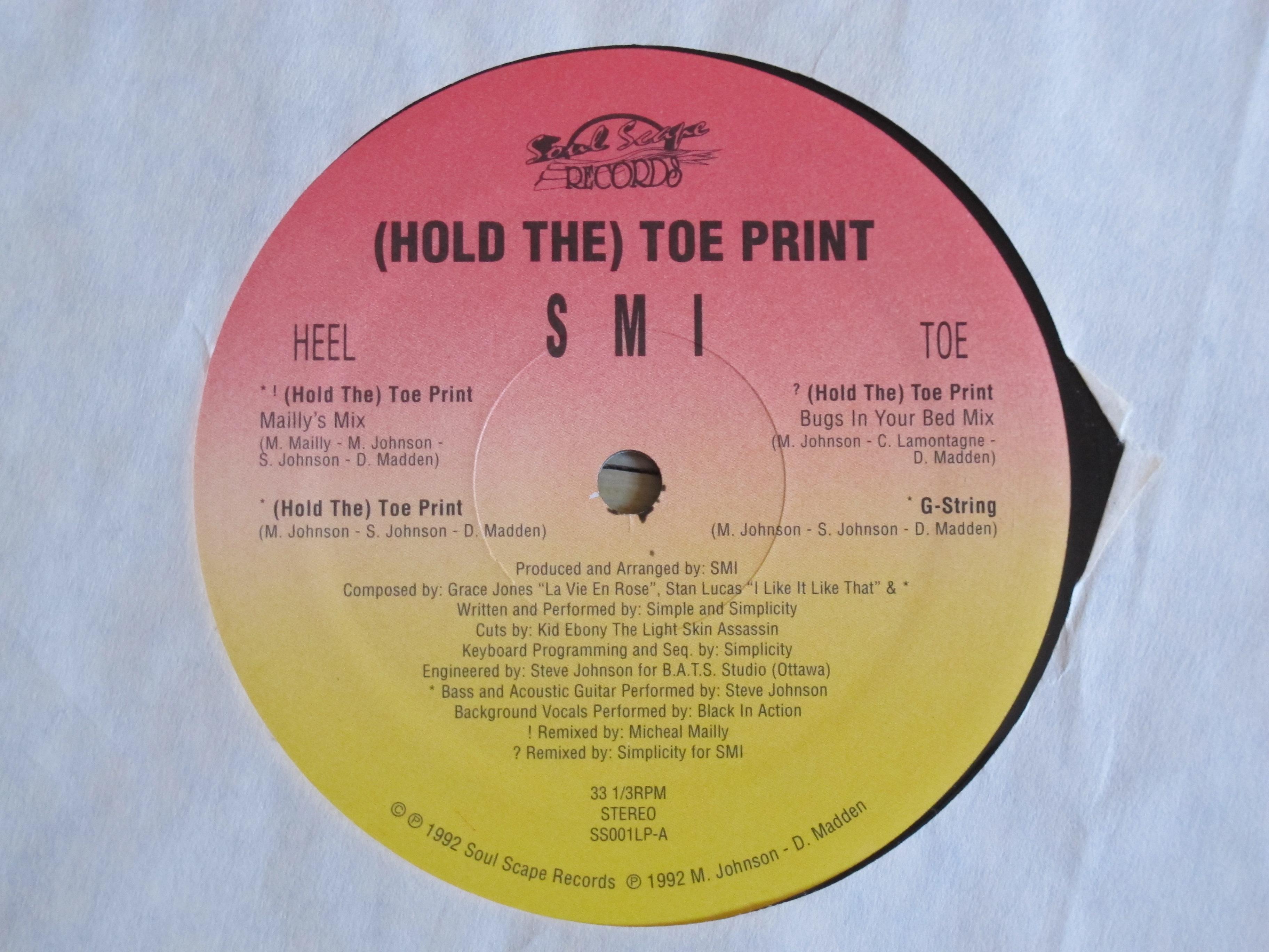 Vintage Vinyl – SMI