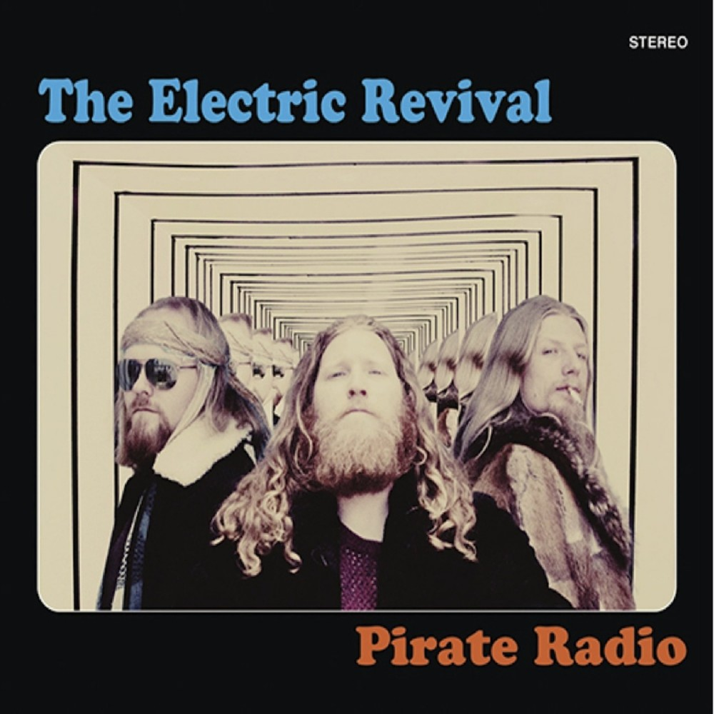 "UnChained Reviews: ""Pirate Radio"" by The Electric Revival"