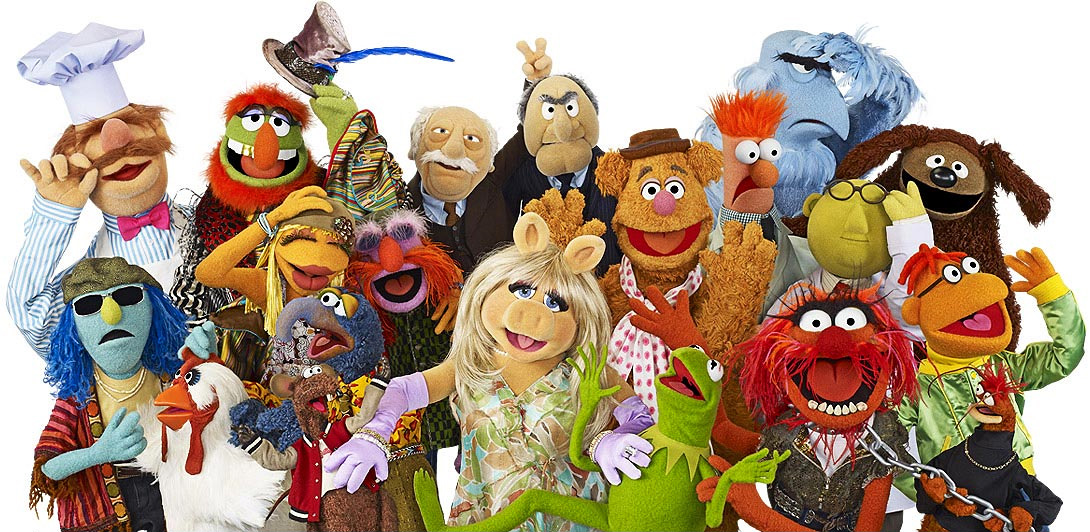 Mundo 5: Muppets Magic