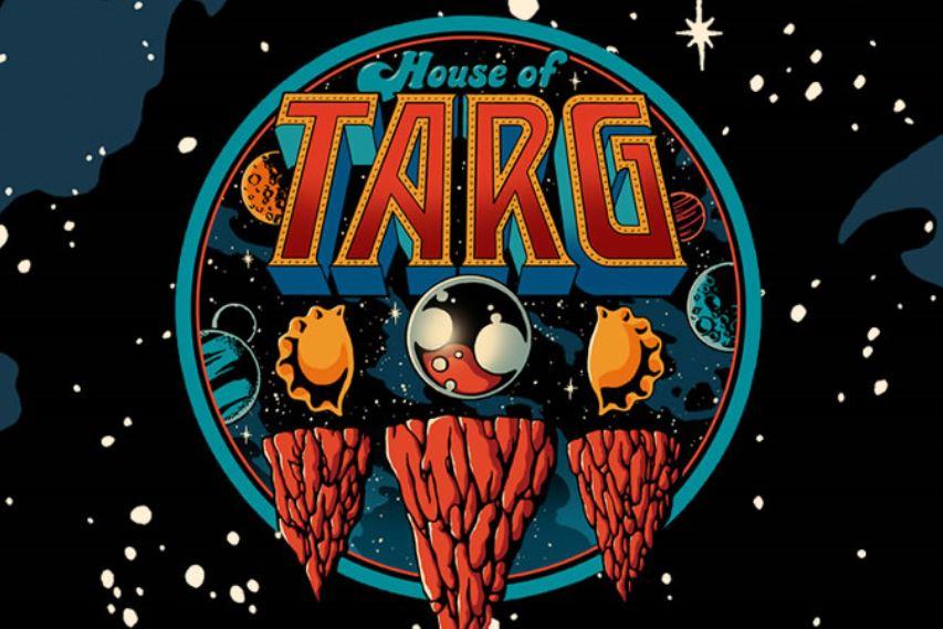 Gig Pick: THE REVERB SYNDICATE + MONOBROW + DEAD WRESTLER @ House of Targ, Friday April 25