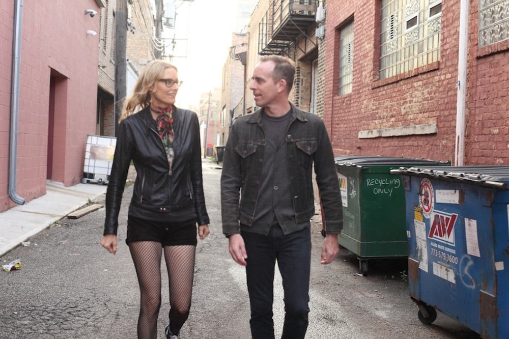 Mundo Musique: The Both (Aimee Mann and Ted Leo)