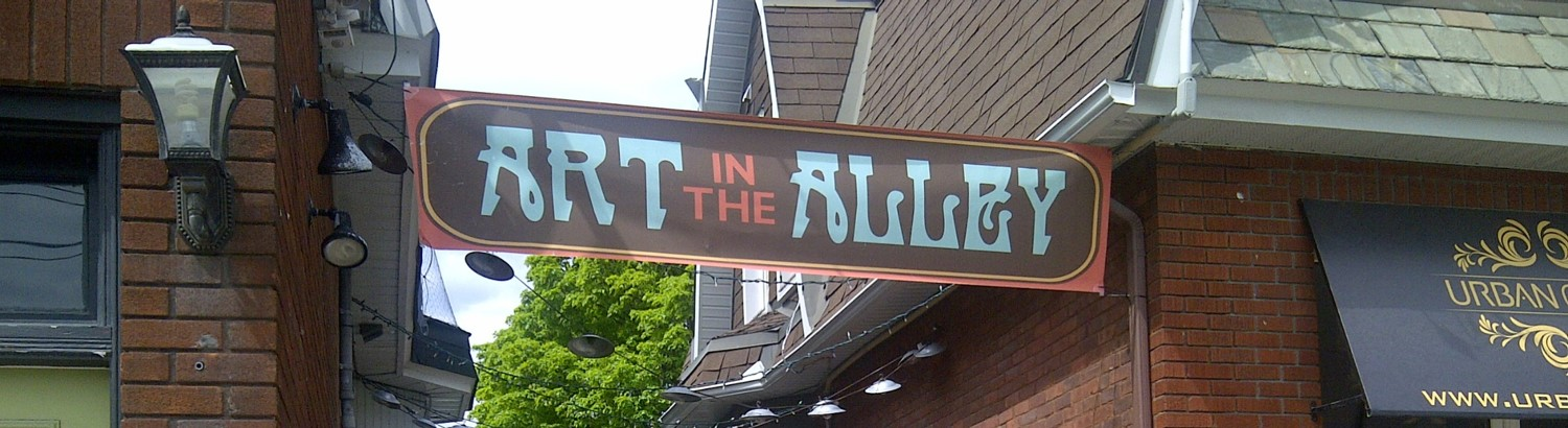Art In The Alley Westboro