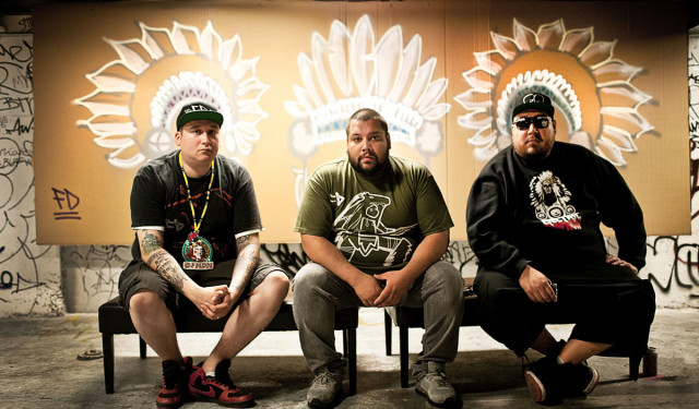 Capital Revue Westfest: A Tribe Called Red Perform on June 15, 2014