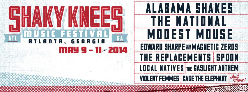 Mundo 5 Special: Five Bands to Check Out at Atlanta's Shaky Knees Festival