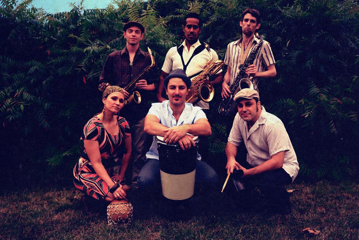 Gig Pick: Souljazz Orchestra @ Blacksheep Inn on May 10