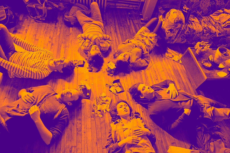 """Mundo Musique: A Sunny Day in Glasgow's Dreamy Album, """"Sea When Absent"""""""
