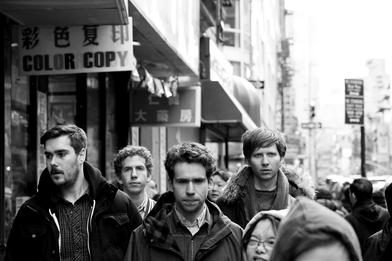 "Mundo Musique: Parquet Courts' Rocking ""Sunbathing Animal"""
