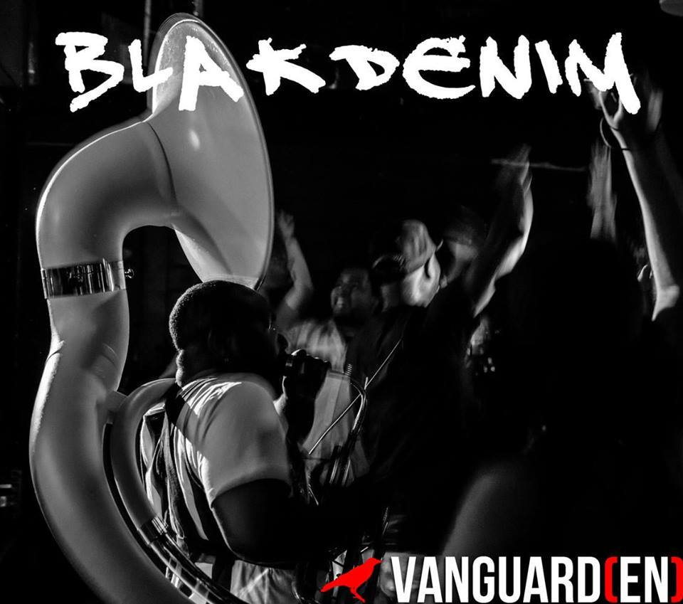Blakdenim release new EP 'Vanguard(en)'