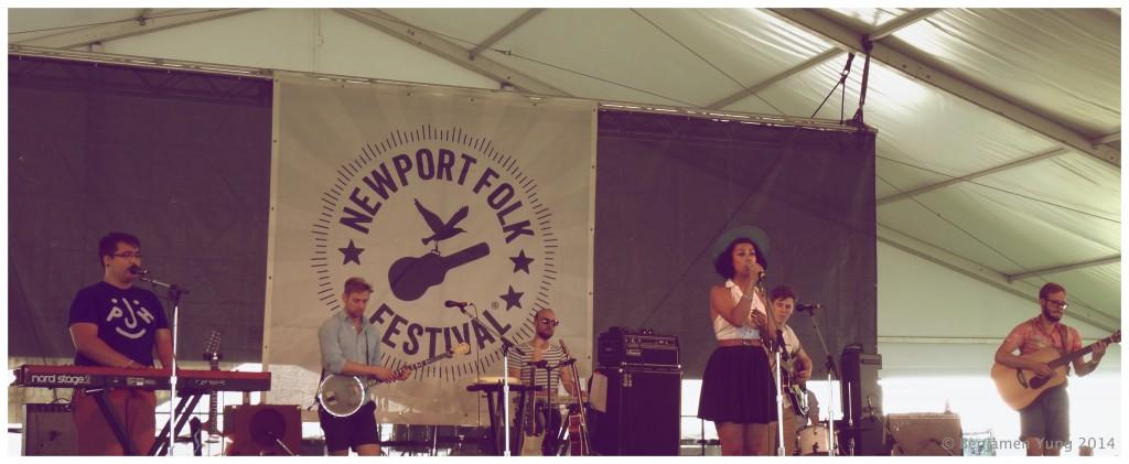 Newport Folkfest 2014