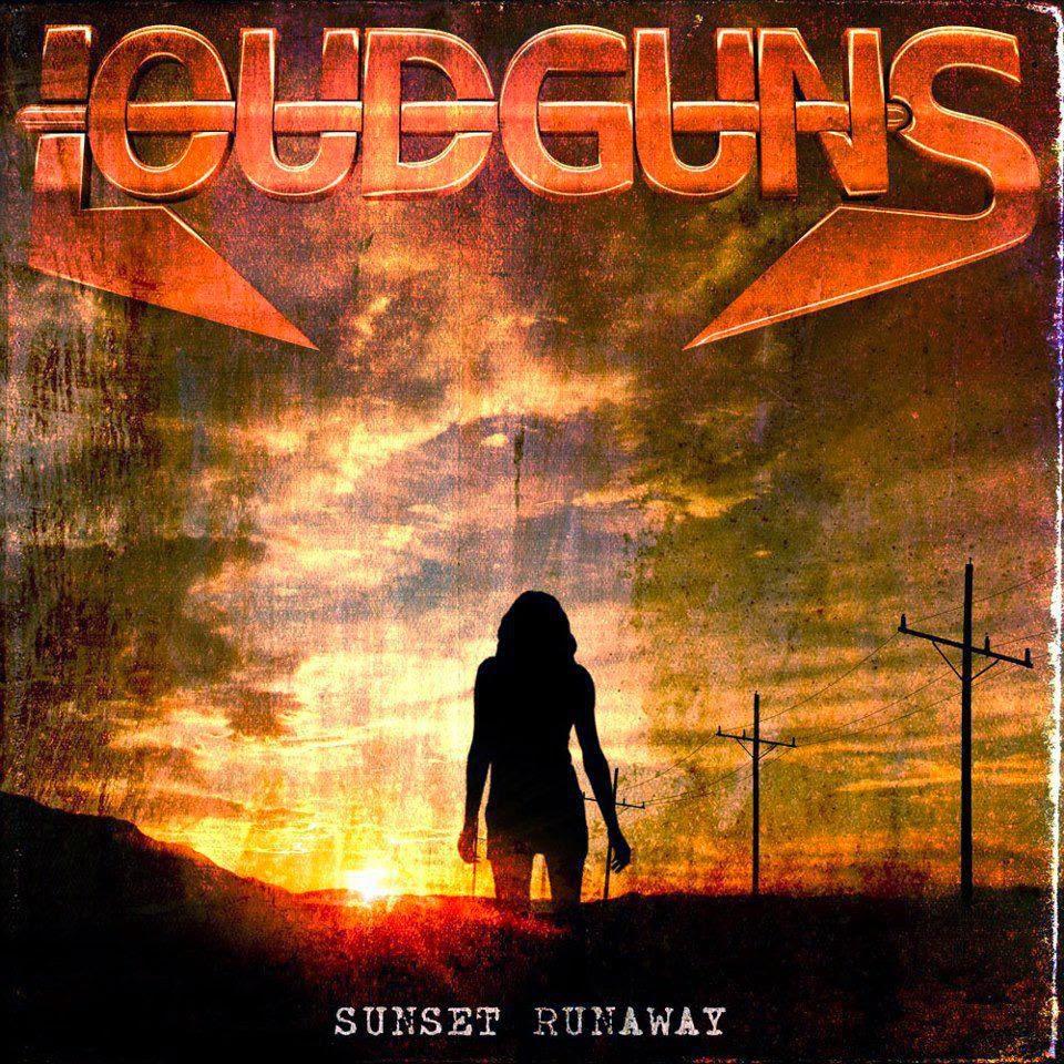 Mundo Musique: Finland's LOUDGUNS' 80's metal revival