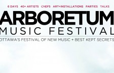 Arboretum Schedule is Out