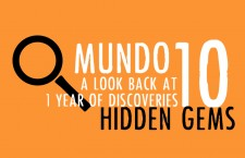 "One Year of Mundo Musique: Hidden Gems from 10 Other ""Favourite Discoveries"""