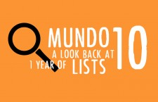 Mundo Musique: One Year of Lists