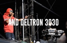 2014 Ottawa Bluesfest Revue – Hanging Out with Deltron 3030