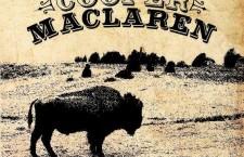 Gig Pick: Cooper MacLaren CD Release October 11 @ Atomic Rooster