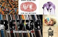 50 Favourite Albums of 2014: Alvvays, Angel Olsen, The Antlers, Beck, and Benjamin Booker