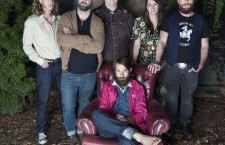 49 Above: The Strumbellas, who Play Mavericks on December 12