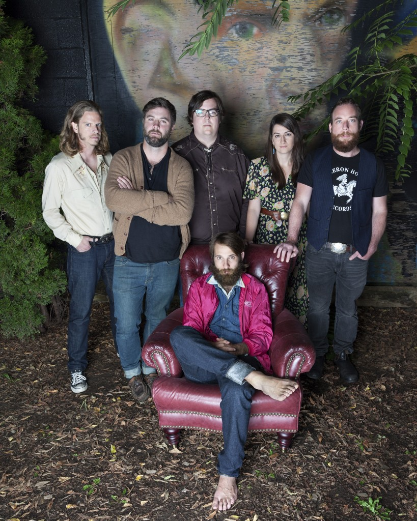 The Strumbellas (photo by Heather Pollock).