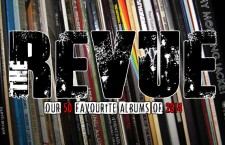 50 Favourite Albums of 2014 – The Full List In Revue