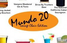 Mundo 20 – The Lounge Chair Edition