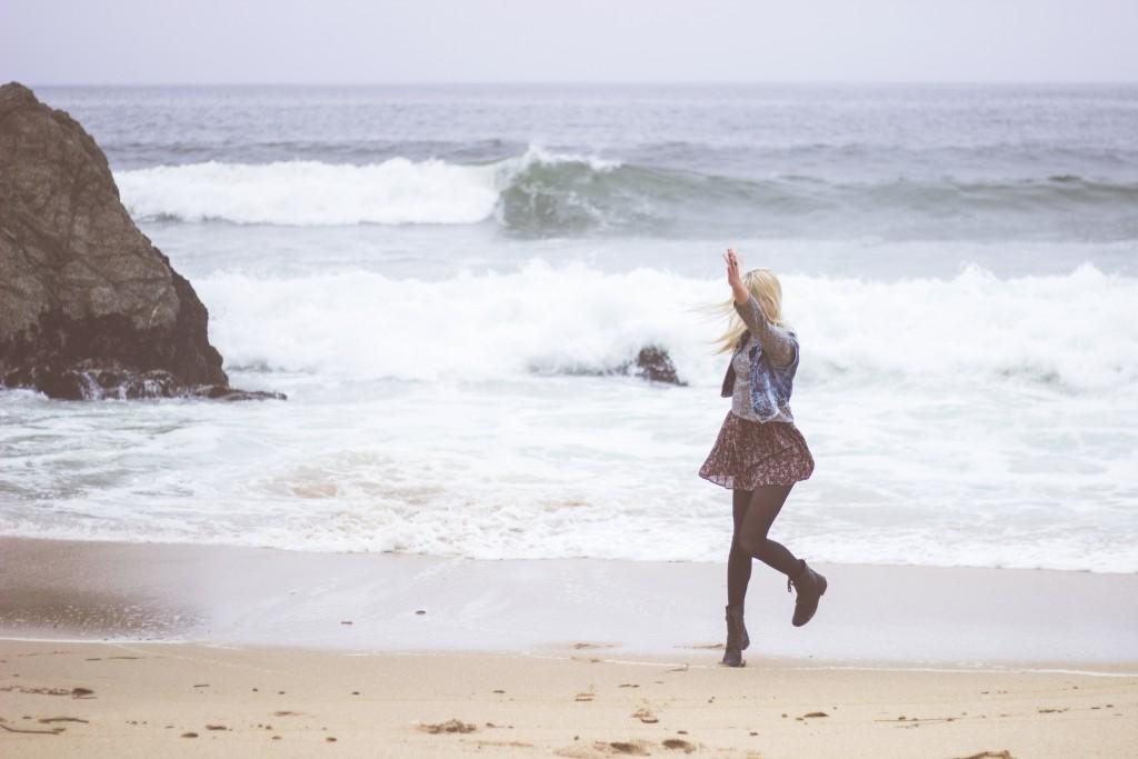 Isley Reust - Beach