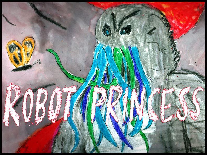 Robot Princess