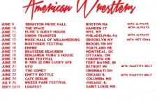American Wrestlers jam in Ben's Basement