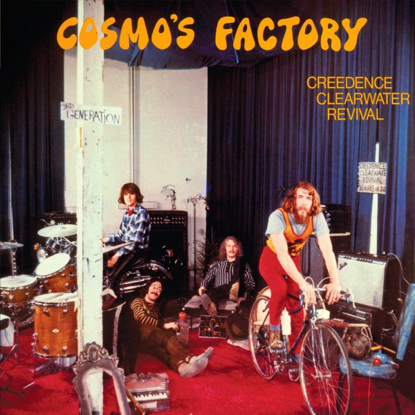 CCR - Cosmo's Factory