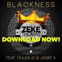 Joshua Zeke Thomas - Blackness