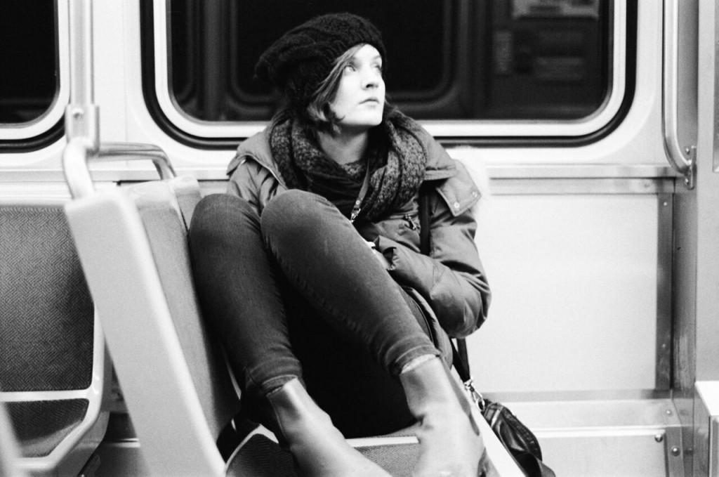 Liza Anne train by Austin Lord
