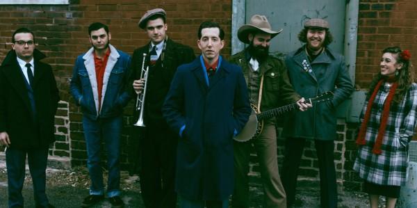 Pokey LaFarge & Band