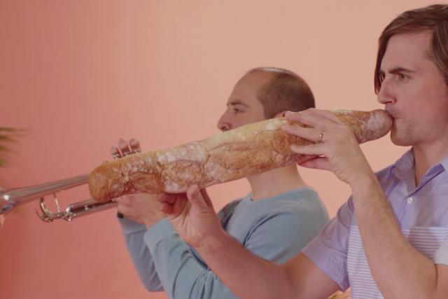 Beirut's video for No No No