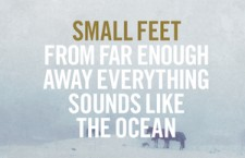 From Any Distance, Small Feet Sounds Beautiful in Their Debut
