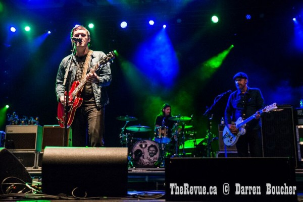 Bluefestfest2015 - The Gaslight Anthem - Darren Boucher